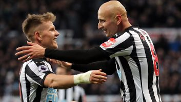 Newcastle United 1 - 1 Blackburn